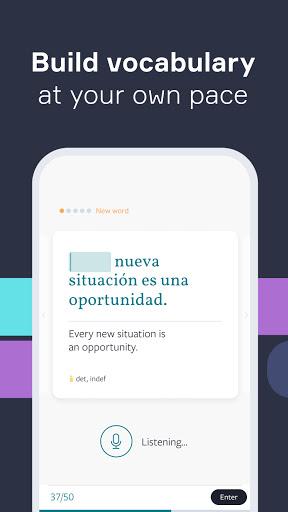 Lingvist: Learn Languages Fast screenshots 3