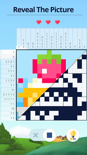 Nonogram - Picture cross puzzle 1.2.7 screenshots 3