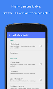MyVideoDownloader for Facebook: download videos! 4
