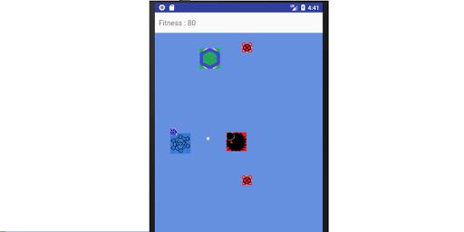 flying neural net (basic game) screenshot 1