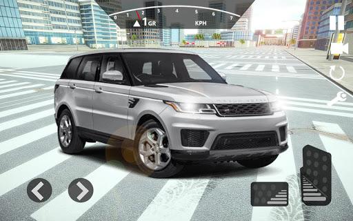 Crazy Car Driving & City Stunts: Rover Sport 1.12 Screenshots 14