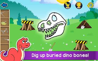 Kids Dino Adventure Game - Free Game for Children