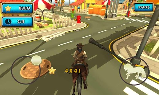 Horse Simulator : Cowboy Rider Screenshot