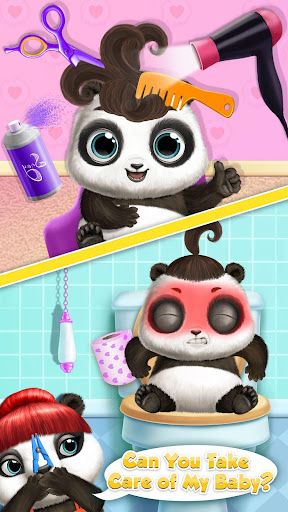 Panda Lu Baby Bear Care 2 - Babysitting & Daycare 5.0.10002 screenshots 3