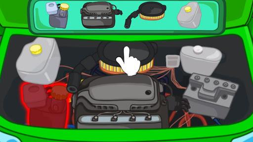 Kids Car Wash Garage for Boys 1.2.2 screenshots 4