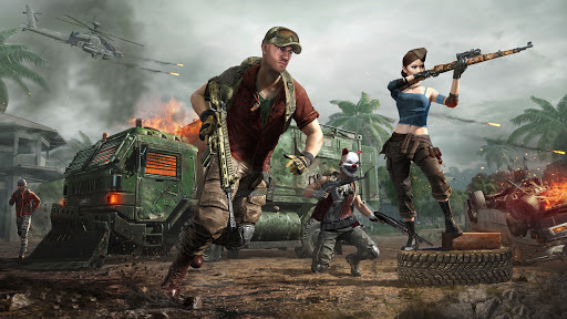 FPS Commando Strike 3D: New Games 2021: Fun Games android2mod screenshots 21