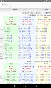 English Tenses 3.1 Apk 3