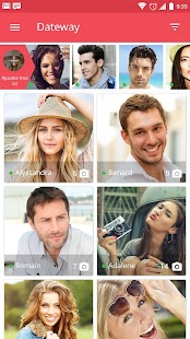 Date Way - Chat, Flirt & Rencontre Capture d'écran
