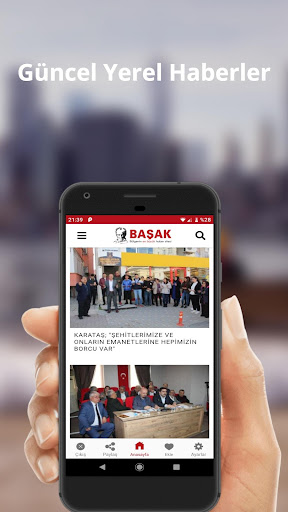 Bau015fak Gazetesi 1.0 screenshots 3