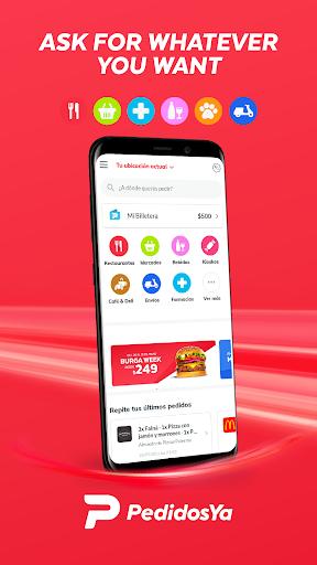 PedidosYa - Delivery Online 4.22.11.1 screenshots 1