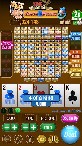 King Video Poker Multi Hand 02.00.19 screenshots 3