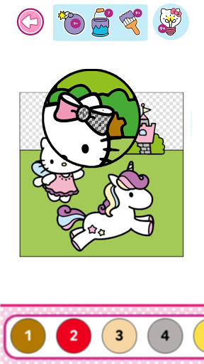 Hello Kitty Coloring Book  screenshots 18