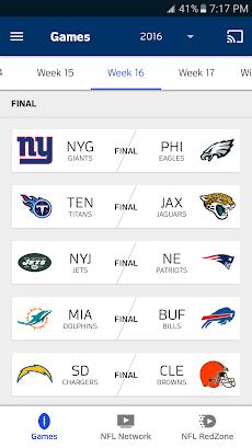 NFL Game Pass Intlのおすすめ画像1