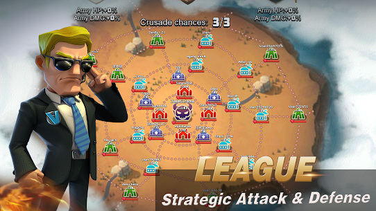 Clash of Glory  Project Zombies-Rise of Heroes Apk Download 3
