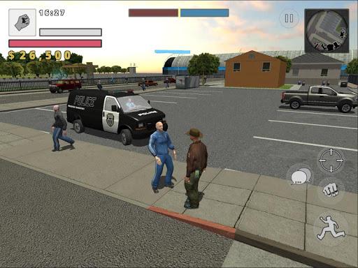 Police Cop Simulator. Gang War  Screenshots 18