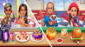 Pet Cafe - Animal Restaurant Crazy Cooking Games