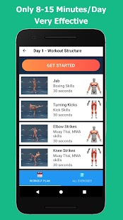 Kickboxing - Fitness and Self Defense Screenshot