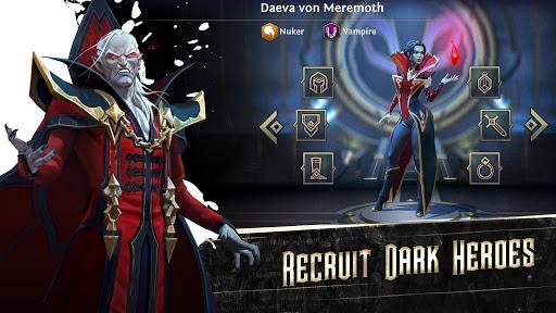 Heroes of the Darku2122  screenshots 4