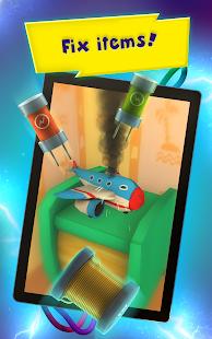 The Fixies Top Secret: Runaway Kids Runner Games