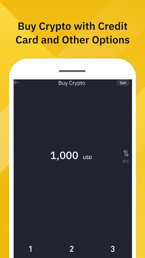 Binance: Bitcoin Marketplace & Crypto Wallet