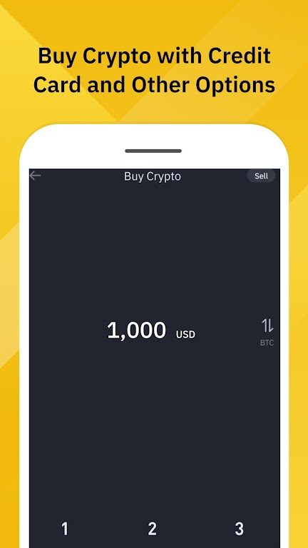 Binance: Bitcoin Marketplace & Crypto Wallet poster 4