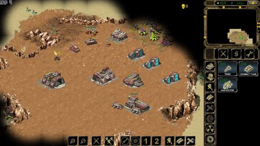 Expanse RTS modiapk screenshots 1