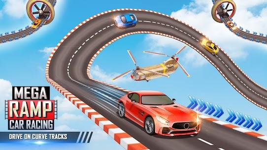 Mega Ramp Car Stunts Racing : Impossible Tracks 3D 6