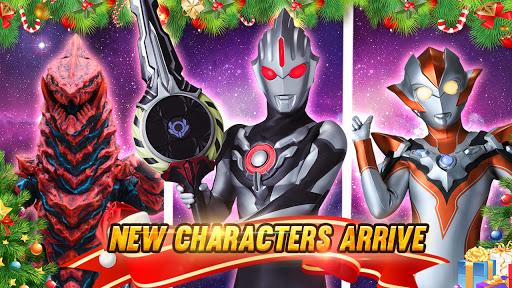 Télécharger Gratuit Ultraman: Legend of Heroes mod apk screenshots 1