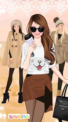 Autumn fashion game for girls 7.2 screenshots 22