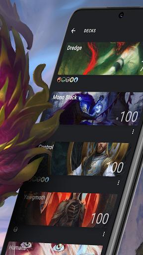Dragon Shield - MTG Card Manager hack tool