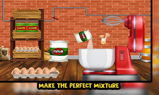Pizza Factory Delivery: Food Baking Cooking Game  screenshots 1