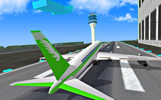 Airplane Fly 3D : Flight Plane 3.7 screenshots 8