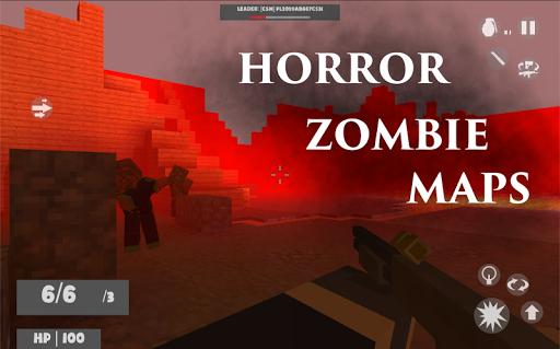 Legend Strike Zombie Sniper Shoot War Online screenshots 14