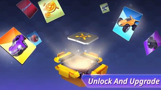 Overleague MOD APK 0.2.4 (Unlimited money, nitro) 8
