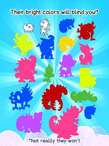 Chameleon Evolution - Colorful Mutant Lizards  screenshots 14