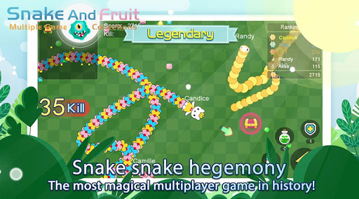Snake And Fruit:Multiple Game Collections Apkfinish screenshots 7