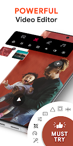 VMake: Video Editor, Video Maker Photos With Song 5.1.7