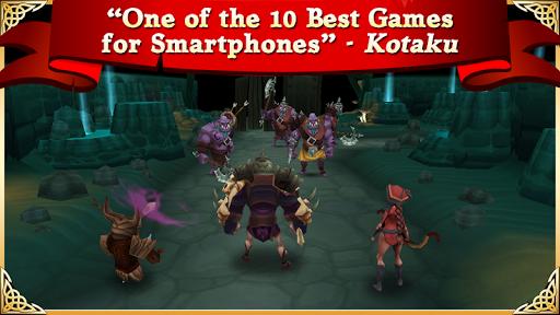 Arcane Legends MMO-Action RPG  screenshots 10
