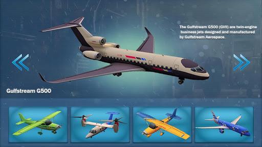 Airplane Games 2021: Aircraft Flying 3d Simulator 2.1.1 screenshots 8