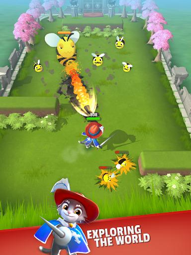 Dashero: Archer Sword 3D - Offline Arcade Shooting android2mod screenshots 11
