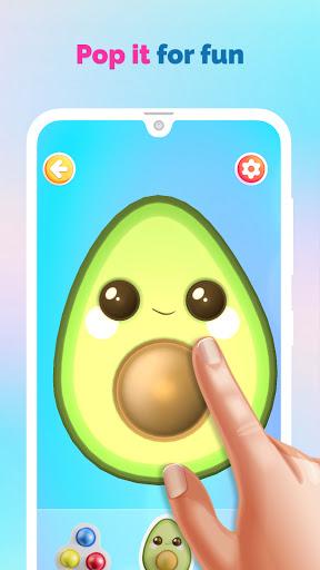 Bubble Ouch: Pop it Fidgets & Bubble Wrap Game 1.3 screenshots 2