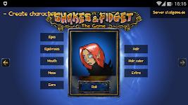 screenshot of Shakes and Fidget Classic