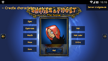 Shakes and Fidget Classic