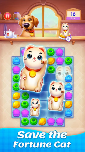 Candy Sweet Legend - Match 3 Puzzle 5.2.5030 screenshots 3