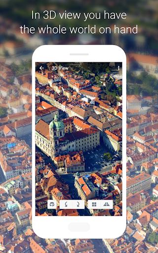 Mapy.cz - Cycling & Hiking offline maps 7.6.1 Screenshots 7