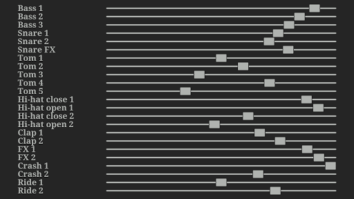 Electronic drum kit apkdebit screenshots 9