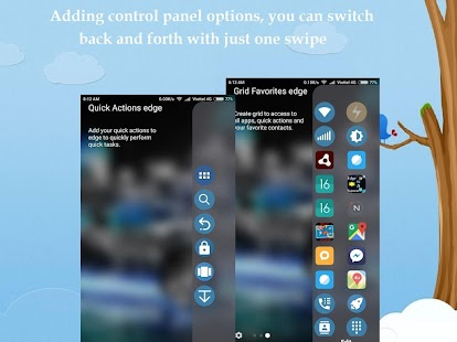 Swiftly Switch – Seitenleisten Screenshot