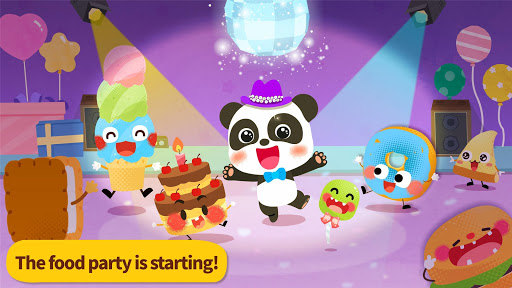 Baby Panda's Food Party Dress Up 8.53.00.00 screenshots 5
