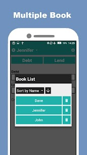 Debt Book and Manager – PRO v1.6 [Paid] 4
