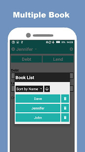 Debt Book and Manager - PRO
